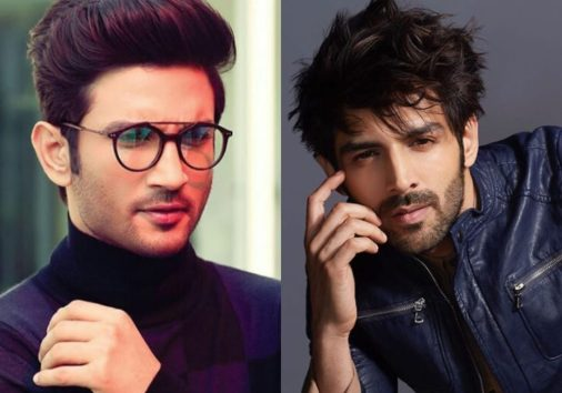 Sushant Singh Rajput And Kartik Aaryan, Two Outsiders Who Are Eying Big In Bollywood