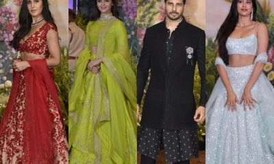 In Pictures The Best Dressed Celeb At Sonam Anand Reception