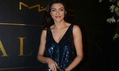 Sushmita Sen Recalls A Shocking Moment When A 15-Year-Old Boy Misbehaved With Her And How She Handled The Situation Is Applauding