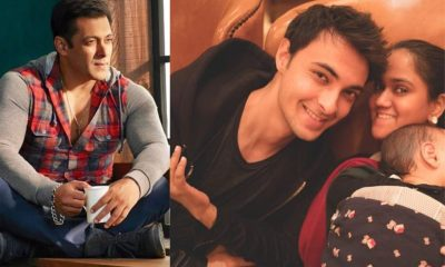 Aayush Sharma's First Encounter With Brother In Law Salman Khan Is An Must-Read Story
