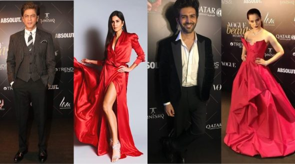 Here Is The Complete List Of Winners At The Vogue Beauty Awards 2018