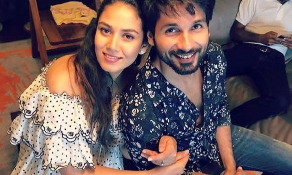 Wishes Pour In From Bollywood As It's A Boy For Shahid Kapoor And Mira Rajput