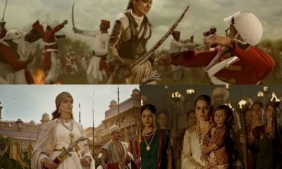 Manikarnika Teaser: Twitter Gives Thumbs Up To Kangana Ranaut's Look As Rani Of Jhansi