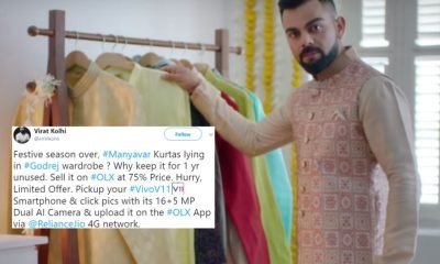 This Parody Account Of Virat Kohli Is Bursting Of Sidesplitting And Incredible Tweets