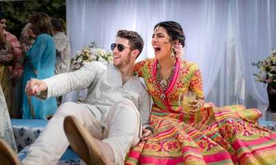 After Using Firecrackers At Their Wedding, Priyanka Chopra & Nick Jonas Accused Of 'Animal Cruelty' By PETA