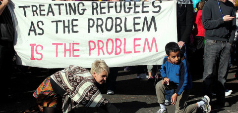 Afbeeldingsresultaat voor asylum seekers