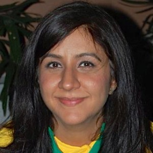 Jemma Antia, co-fondatrice de Mix & Mingle