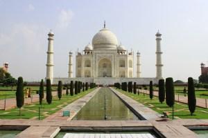 visite du taj mahal à Agra avec chemins des indes
