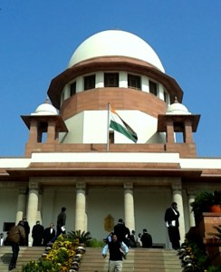 Supreme court of India ©Mohit Singh