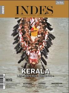 Indes, le magazine francophone selon le MIG