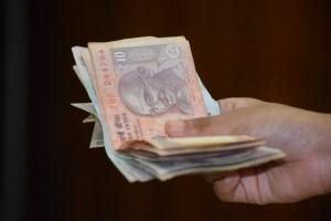 Roupies Inde GST marché unique
