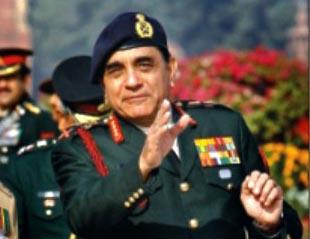 Army Chief Gen Deepak Kapoor