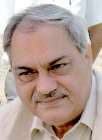 Venod Sharma to be AIFF vice-president