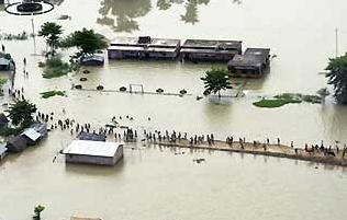 K'taka turns focus on relief operations after floods recede