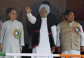 India asserts Arunachal Pradesh is an integral part of the country