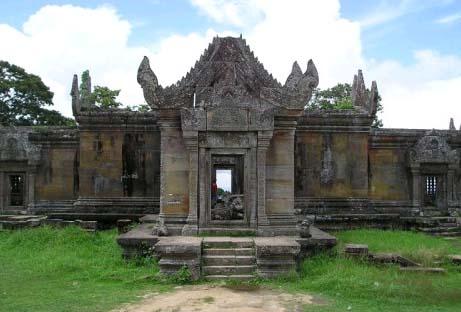 Preah Vihear Shiva temple