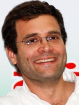 All India Congress Committee (AICC) General Secretary Rahul Gandhi