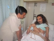 AK with Gopal das