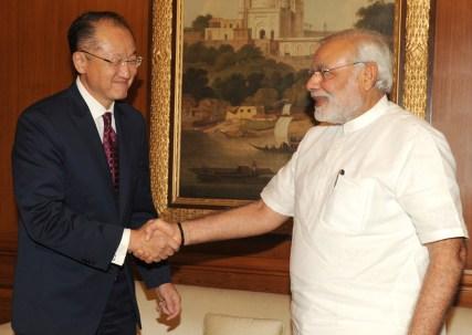 President, World Bank, Mr. Jim Yong Kim