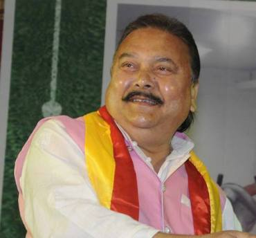 West Bengal Transport Minister Madan Mitra