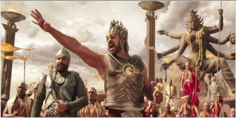 Only a symbolic photo for Yodha from film bahubali.