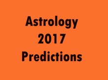 Astrology 2017 Predictions