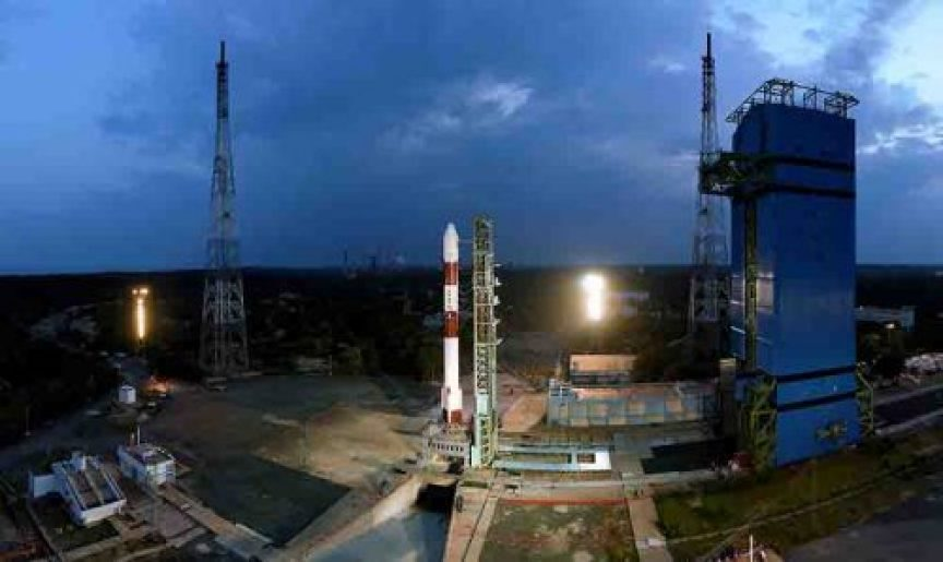 ISRO launches two British earth observation satellites