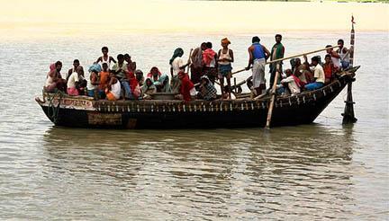 flood affected people of Bihar :Courtsey Scorius