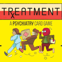 Treatment: A Psychiatry Card Game