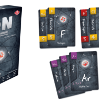 Ion - A Compound Building Game: Review