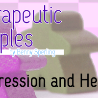 Therapeutic Meeples: Depression and Heroes
