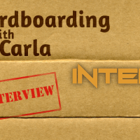 Cardboarding with Carla: Intelle