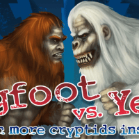 Go Forth and Game: Bigfoot vs. Yeti