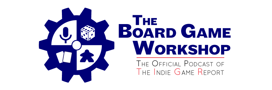 The Board Game Workshop Podcast #38: Game Design Contests
