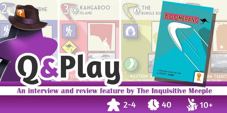 Q&Play: Boomerang