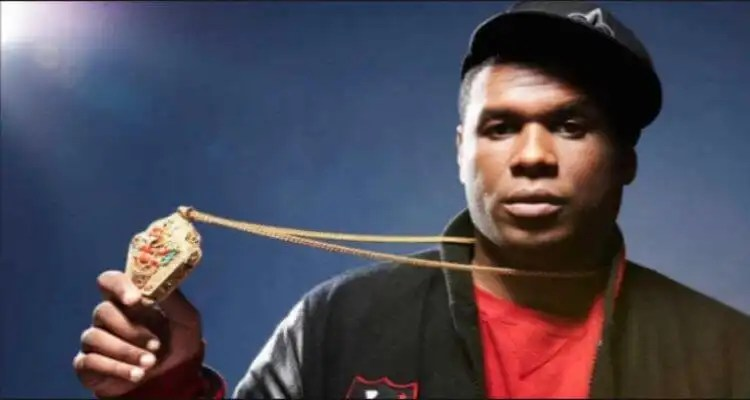 """Jay Electronica """"The Curse of Mayweather"""""""