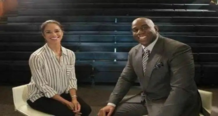 Magic Johnson's 'Magic in the Making' Featuring Misty Copeland Premieres March 28th