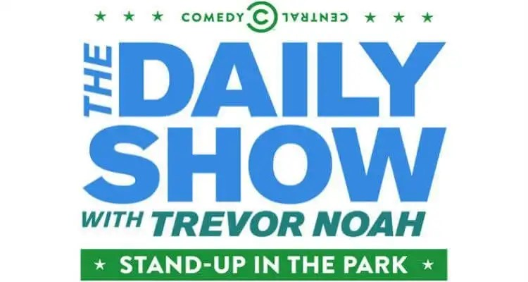 "Comedy Central Presents ""The Daily Show with Trevor Noah Stand-Up in the Park"""
