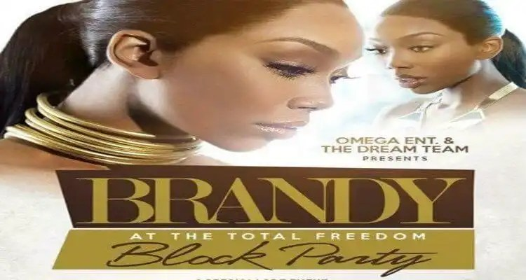 "Brandy Set To Headline ""DC Black Gay Pride"" with Mega Block Party"