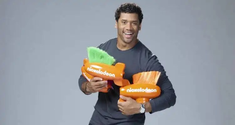 Russell Wilson Returns as Host of Nickelodeon's Kids' Choice Sports 2016, Sunday, July 17