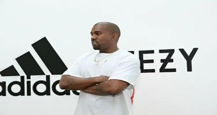 Kanye West Partners with adidas