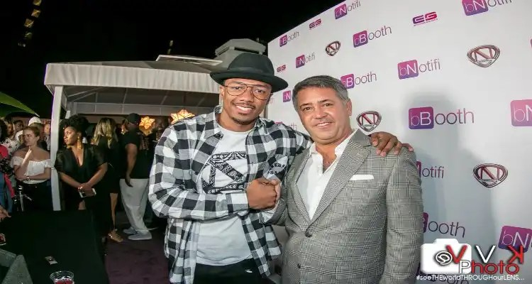 Nick Cannon Partners with bBooth