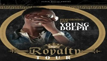 Young Dolph to Headline 17-Date Royalty Tour In August