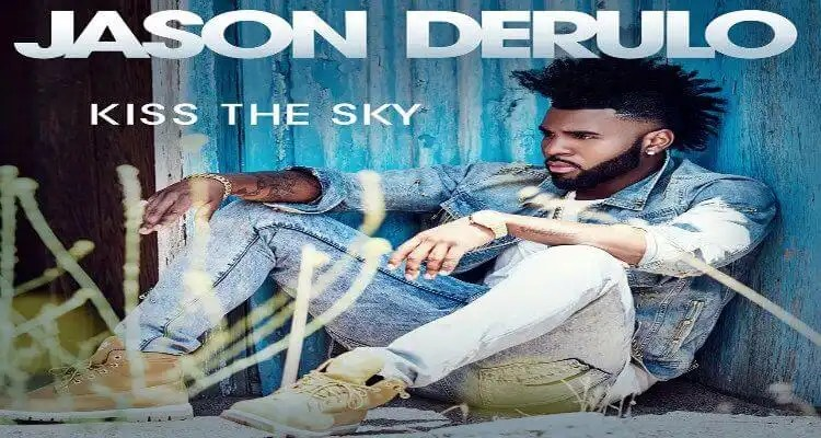 Jason Derulo - 'Kiss The Sky'