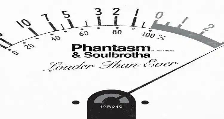 Phantasm (of Cella Dwellas) & Soulbrotha - Louder Than Ever