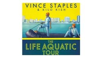 Vince Staples Announces 'The Life Aquatic Tour'