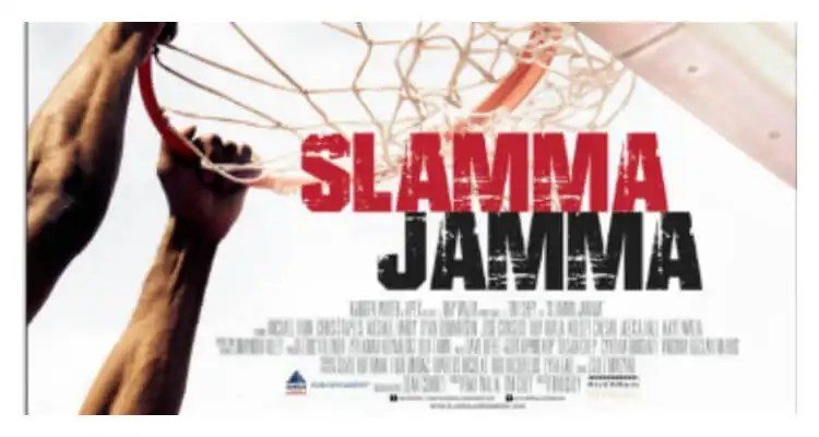 SLAMMA JAMMA Being Released March 24th