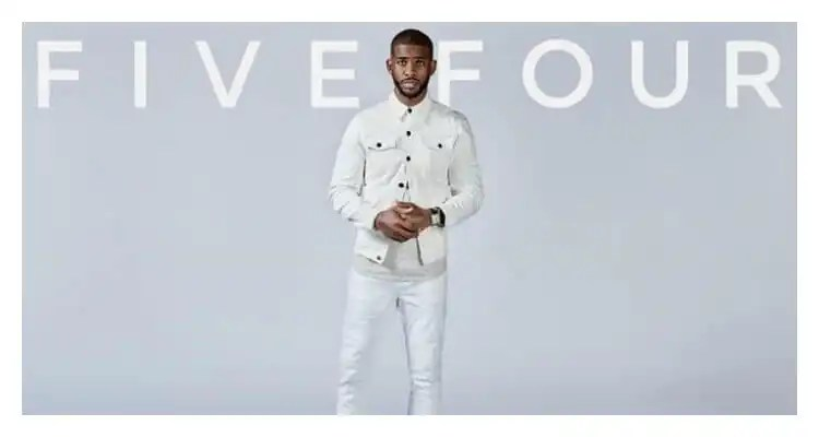 Chris Paul Becomes Face of Five Four