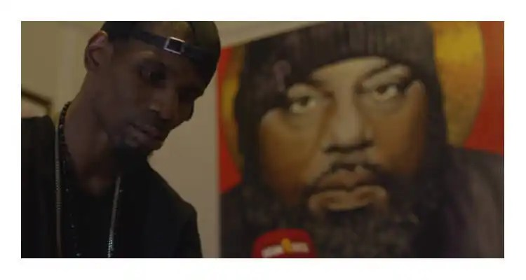 Rock (Heltah Skeltah): Shine Down ft. Kofi Black