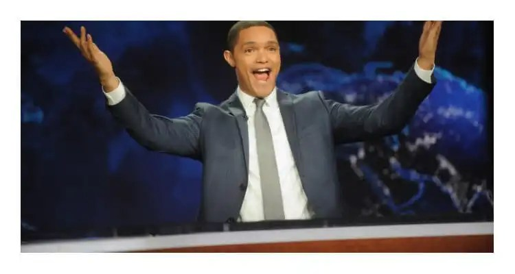 The Daily Show with Trevor Noah Records Most-Watched Month